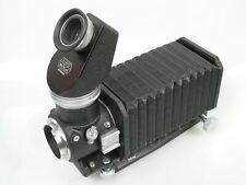 Leitz Leica Balgengerät Bellows + Visoflex I mit M Baj.+ Adapter für M39 Zubehör