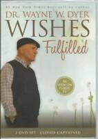 Wishes Fulfilled - DVD By DR WAYNE DYER - VERY GOOD