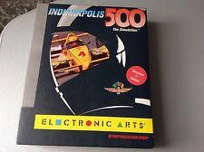 Vintage#Indianapolis 500 Ibm Pc Cd-Rom Tandy Family# Electronic Arts Nib