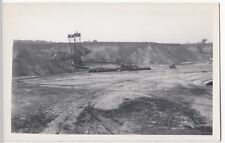 Germany; Brown Coal Paddle Dredger, Mining Photo, 1959 By Major E Cotton