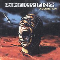 Scorpions : Acoustica CD