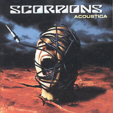 SCORPIONS (GERMANY) - ACOUSTICA NEW CD