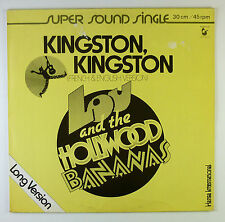 "12"" Maxi - Lou And The Hollywood Bananas - Kingston, Kingston - B4758"