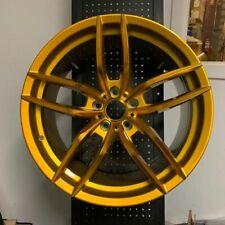 20 Voss Gold Rims Wheels Fits Subaru Impreza Wrx Sti Legacy Outback 5x1143