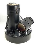 Tamron BBAR Multi C. 200mm 200 mm 1:3.5 3.5 Adaptall Canon FD Fit, GREAT #598