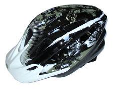 UVEX Fahrrad Helm Boss compact UVP 69,95 € black-white 53-58cm Rad Velo Bike
