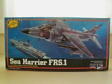 MPC - SEA HARRIER FRS.1 -FIGHTER JET - MODEL KIT (SEALED)