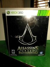 Assassin's Creed: Brotherhood -- Collector's Edition XBOX 360 Brand New, SEALED