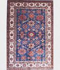 Hand-knotted Rug (Carpet) 6'2X9'1, Kazak mint condition