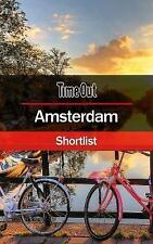 Time Out Amsterdam Shortlist. Pocket Travel Guide by Time Out Editors (Paperback