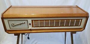 Working Farfisa Pianorgan III (3) Made in Italy Vintage 1950s Reed Organ