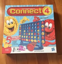 Connect Four Original 2009 5 Ways to Play Board Game Hasbro *Excellent*