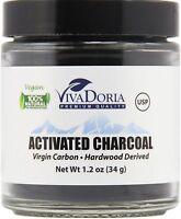 Viva Doria Activated Charcoal Powder 1.2 oz