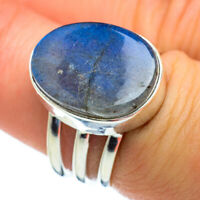 Labradorite 925 Sterling Silver Ring Size 7 Ana Co Jewelry R47455F