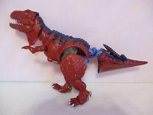 Transformers-Beast Wars-T-Wrecks -Dinobot-1995-Hasbro-Vintage-Incomplete