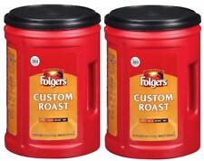 Folgers Custom Roast Ground Coffee (48 oz., 2 pack)