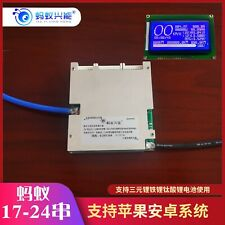 Ant BMS 7S to 16S 17S to 24S Lithium Battery Protection Board Smart Bluetooth