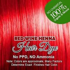 Henna Hair Color – 100% Organic and Chemical Free Henna  Hair Dye Natural ebay