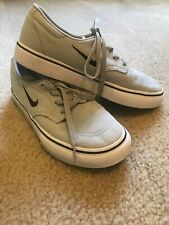 Nike Grey Casual Shoes (Euc- Worn Once) Youth 4Y