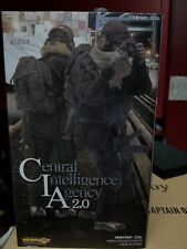 Very Hot 1/6 Military Accessory Set CIA 2.0 Central Intelligence Agency
