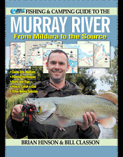 Fish & Camp Murray River - Mildura to the Source, Camping & Fishing Book