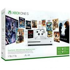 New listing Open Box: Xbox One S 1Tb Starter Bundle with 3-Month Xbox Live And Game Pass - 3