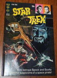 Gold Key Star Trek #12 November 1971 From Heritage from Random House Archives