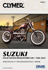 CLYMER REPAIR MANUAL Fits: Suzuki LS650 Savage