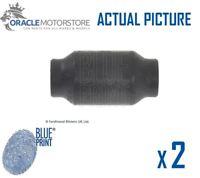 2 x NEW BLUE PRINT LOWER SUSPENSION ARM BUSH PAIR GENUINE OE QUALITY ADM58039C