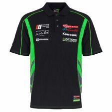 Official Quattro Plant Kawasaki Team Polo Shirt - 19QK-AP