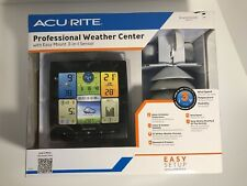 Acurite Professional Weather Center 3 In 1 Sensor Wireless 01301CCDI Brand New