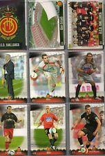 27 fichas del Mallorca Mundicromo Fichas de la liga 2008-2009