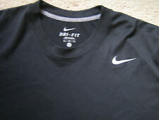 Nike Dri-Fit Mens Ss Polyester Activewear T-Shirt - Xl (X-Large)
