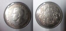 Canada 1947 Silver 50 Cents