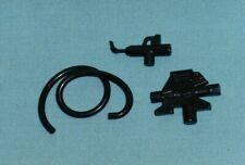 original G1 Transformers OPTIMUS PRIME GAS NOZZLE, GAS HOSE + GAS PUMP parts lot
