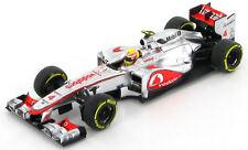 McLaren Mercedes MP4-27 Lewis Hamilton Race Car 2012 1:43