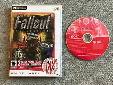 Fallout Collection White Label (PC DVD-ROM): Fallout, Fallout 2, Fallout Tactics