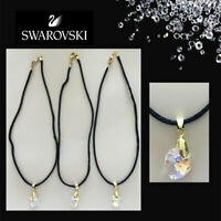 WHOLESALE JEWELLERY 3 X SWAROVSKI NECKLACES, GIFT ,PARTY BAGS, JOB LOT