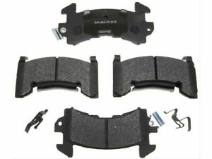 For 1983-1991 GMC S15 Jimmy Brake Pad Set Front Raybestos 54529VY 1984 1985 1986