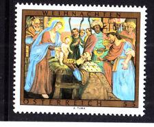 2008 11 21, Österreich, Weihnachtsmarke, 55 C