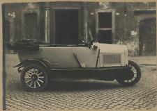 Voiture d'époque  Vintage silver print.  Tirage argentique  18x26  Ci