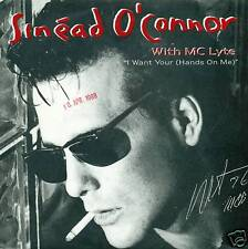 """Sinead O'Connor - I Want Your (Hands On Me) 7 """" (S2580)"""