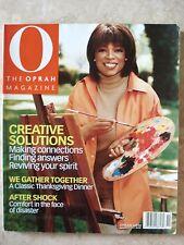 Julie Taymor Ina Garten Carrie Mae Weems Martha Graham O Oprah November 2001