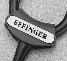 3M Littmann Stethoscope Identification Name Tag ID Badge Black New