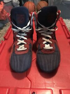 otomix shoes mma boxing wrestling cardio kickboxing  men's size 6.5 / woman's 8