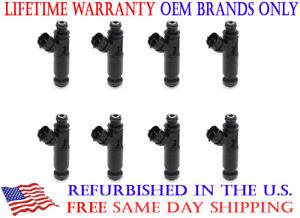 *Lifetime Warranty* 12-hole Genuine DENSO Fuel Injector Set Performance Upgrade