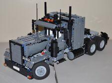NEW LEGO TECHNIC DARK BLUISH GRAY 8285 CUSTOM TRUCK 18-1/2 inches long