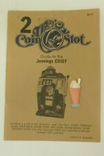 #2 The Coin Slot Magazine, Jennings Chief, 1 Star 4 Star & Sky Chief, Bueschel
