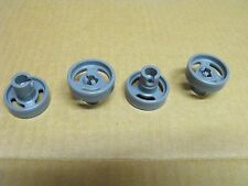 H0120200964 Haier Dishwasher Lower Basket Bottom Wheels X4