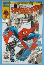 Spider-Man (1990) #28 Something About A Gun Conclusion Marvel Comics 1992